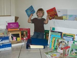 Zander excited about Kindergarten