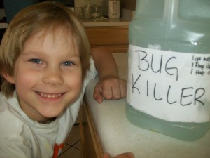 Zander, the Bug Killer